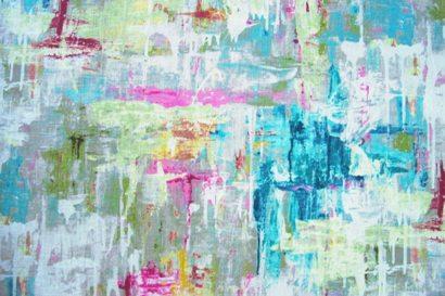 Abstract Soft Linen