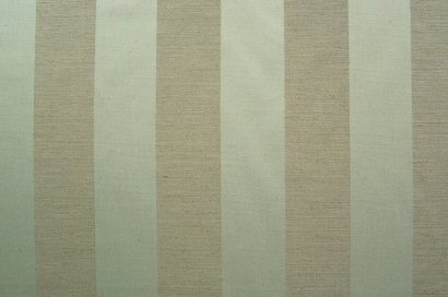 Linen Union Stripe Silver Birch